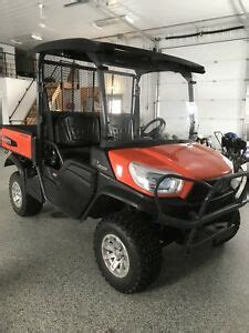 kubota side by side prices kubota buy or sell used or new atv in canada kijiji
