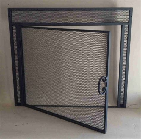 Hanging Fireplace Screen by Fireplaces Accessories Fireplace Wall Mounted
