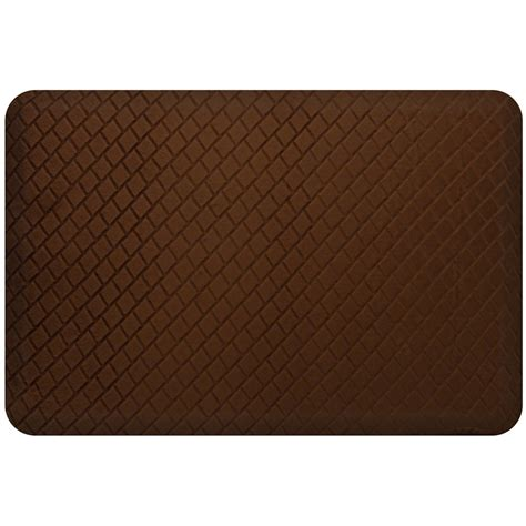 Anti Fatigue Kitchen Floor Mats Anti Fatigue Floor Mat Basketweave 3 X 2