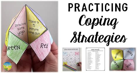 How Is Coping by How To Use A Fortune Teller To Practice Coping Strategies