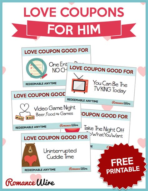 show your man you care with love coupons