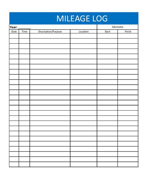 Mileage Tracker Spreadsheet by Sle Tracking Form 20 Free Documents In Doc Pdf Excel