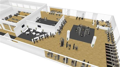 gymnastics layout gainer visualise your gym in 3d before you make it happen in real
