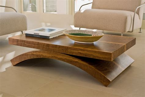 what to put on coffee tables modern wood coffee table