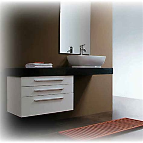 Modern Single Bathroom Vanity Modern Bathroom Vanity Aramis