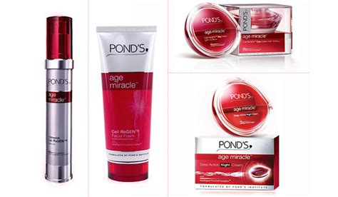 Serum Ponds Miracle the ponds age miracle range review tips bebeautiful