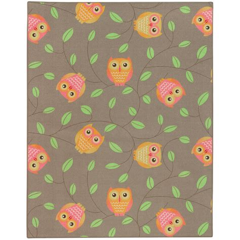 owl rugs for owl rug carpet fellow happy owls playmat not just for