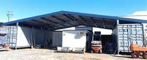 Gambrel Garage Plans podroof shipping container roof kits