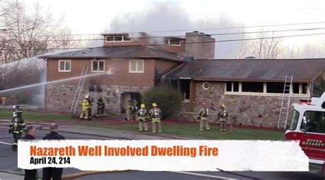 mario andretti house video mario andretti s former old nazereth pa home goes up in flames fire critic