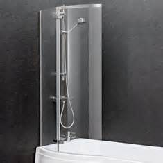 Curved Shower Screens For Corner Baths Bath Screens Curved Folding And Sail Options Victorian