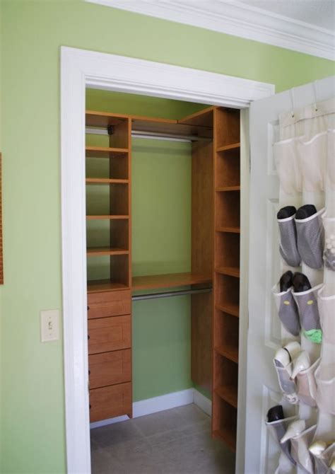 small closet space ideas small closet solution for apartment the house pinterest