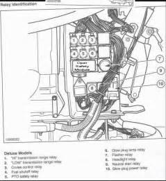 ford 4630 tractor wiring diagram ford 601 wiring diagram elsavadorla