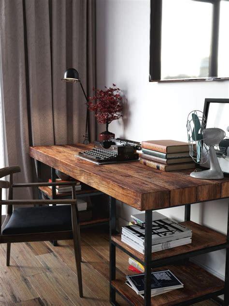 Wood Desk Ideas No Screws Or Glue In Solid Wood Desk By Wewood Oak Desks Design 68 Wood Desk Office
