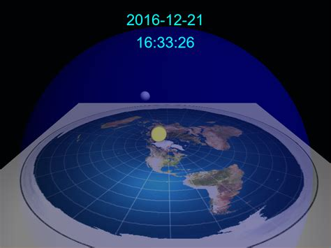 earth wallpaper changing time flat earth 3d clock android apps on google play