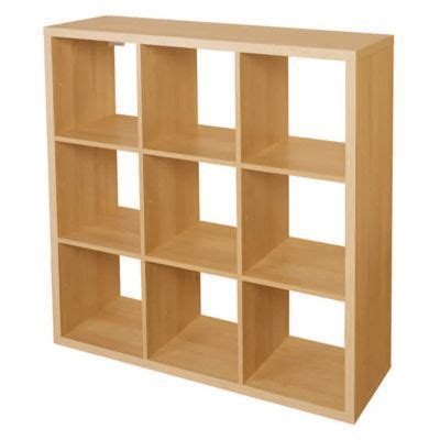 etagere 9 cases castorama 201 tag 232 re modulable 9 cases coloris ch 234 ne mixxit castorama