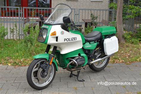Motorrad Anmelden Nrw by Polizeiautos De Bmw R 80 Rt