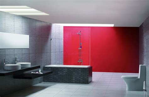 grey and red bathroom gray and red for bathroom download 3d house