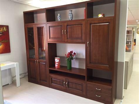 mobili soggiorno classici legno soggiorno alpe verona legno pareti attrezzate classico