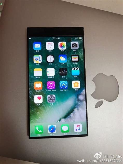 apple iphone   modified  xiaomi mi mix gizmochina