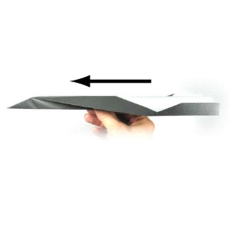 How To Make A Rocket Paper Airplane - how to make a traditional rocket paper airplane page 7