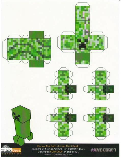 Minecraft Papercraft Free - 15 best minecraft images on minecraft crafts