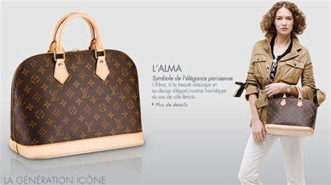 Tas Wanita Louis Vuitton Lv Alma 1 tas lv louis vuitton alma monogram canvas wanita gaya