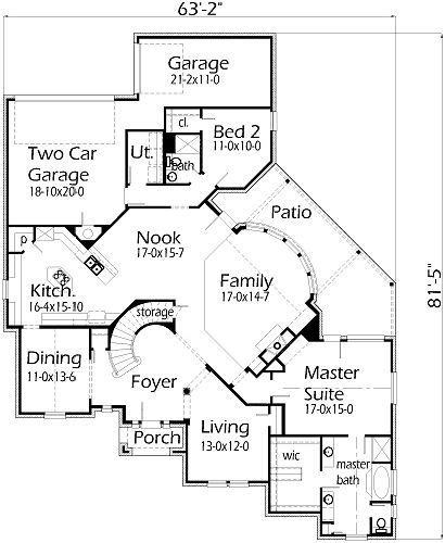 17 best images about floorplans on house plans