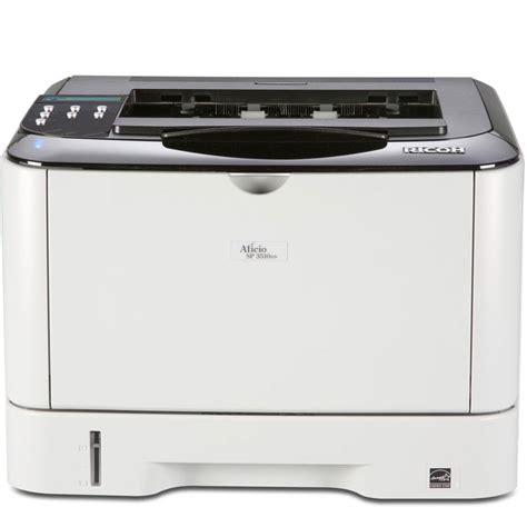 Printer Laser Ricoh ricoh sp3510dn a4 mono laser printer 980660