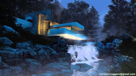waterfall house unity 4 waterfall house youtube