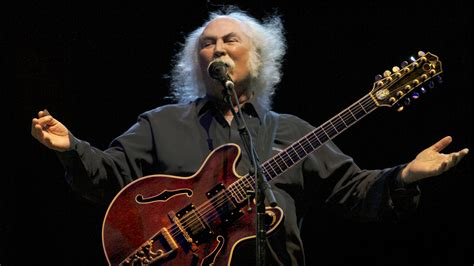 david crosby new song david crosby serve the song not the self ncpr news