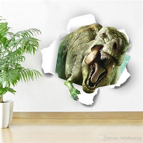 Sticker Wallpaper Dinding Dinosaurus 18 best images about jackson s room on jurassic world 3d wall and jurassic world