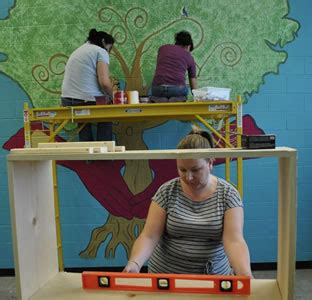 study room utsa utsa students give for common room an makeover