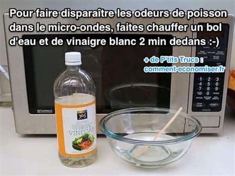 Vinaigre Blanc Odeur by Odeurs De Poisson Dans Le Four Comment Les Faire