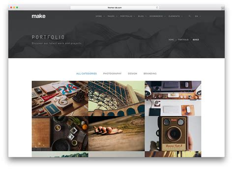 html themes portfolio 20 best html5 bootstrap portfolio website templates 2018