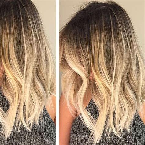 how to add brown roots on blonde hair plus de 1000 id 233 es 224 propos de hair sur pinterest