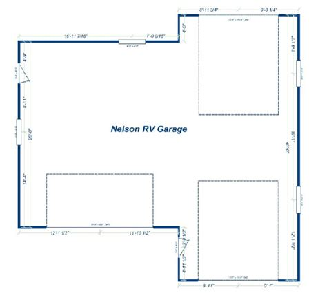 rv garage floor plans house plans with rv garage house design