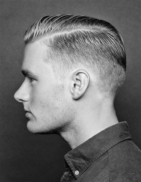 short cropped side part 2014 mens haircuts 2014 mens haircuts 2014 brad pitt y su nuevo peinado al estilo mohicano mister