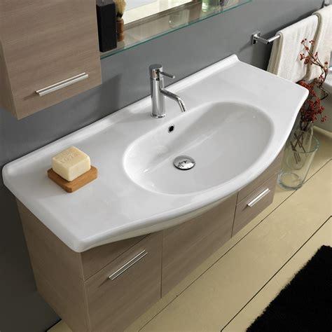 lavandini bagno dolomite mobili e arredamento lavabo semincasso dolomite