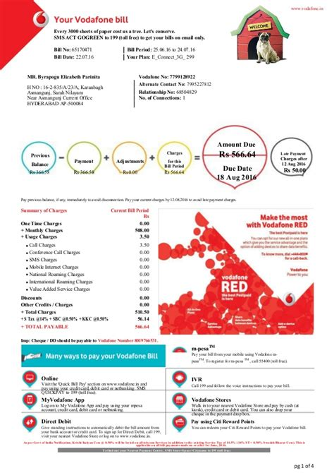 Vodafone Credit Sms Format Vodafone Application