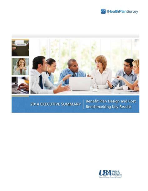 Mba Uba by 2014 Uba Health Plan Survey Executive Summary
