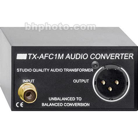 audio format online converter rdl tx afc1m audio format converter unbal bal tx afc1m b h
