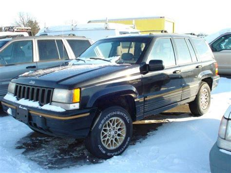 Northstar Jeep 1994 Jeep Grand Limited 4wd In Isanti Mn