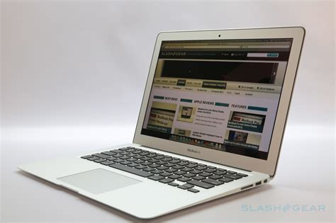 Apple Macbook Air Retina macbook air 13 inch review mid 2012 slashgear