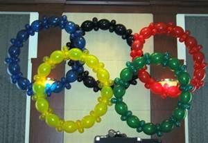 olympic themed summer c ideas invitations ideas
