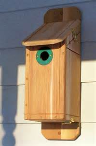 eastern and western bluebird bird houses by knwoodworks