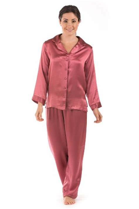 womens silk pajamas morning dew classic luxury pjs gift womens silk pajamas set sleepwear morning dew mulberry
