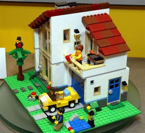 home creator lego 31012 family house i brick city