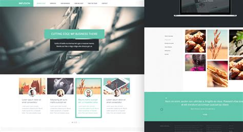 20 Free Responsive Html5 Css3 Onepage Templates Ninodezign Com Professional Business Website Templates Free