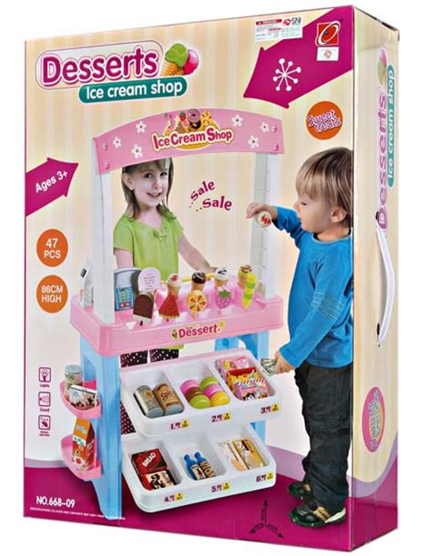 Play Desserts Mainan Shop Limited jual mainan market dessert play set cahayamatahari shop