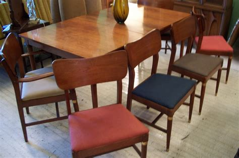 mid century modern dining room sets an orange moon sears roebuck mid century modern dining